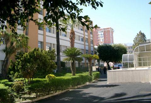 L'ospedale<br />Buccheri La Ferla